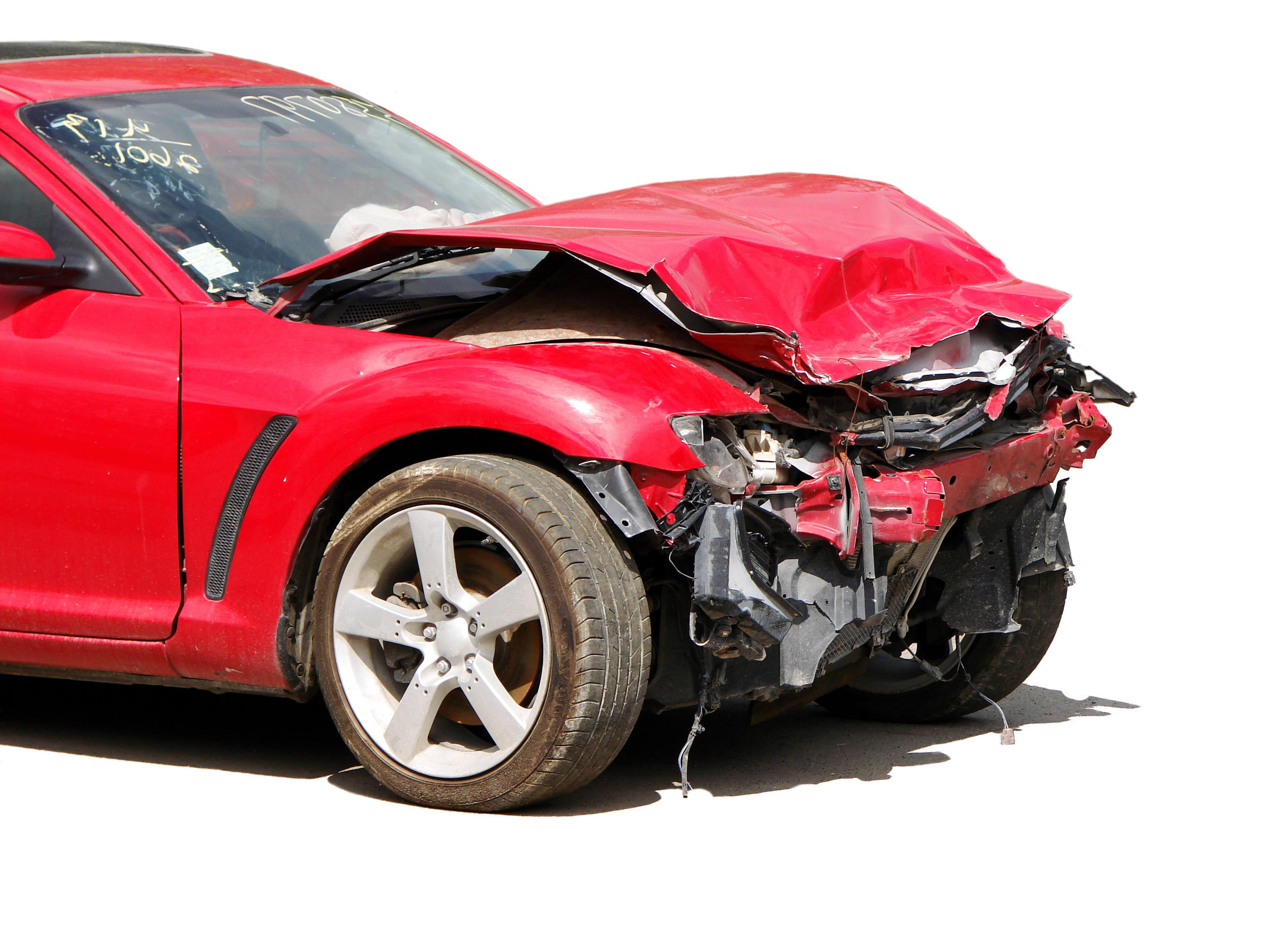 Um tumor pode ser causado por um trauma, por exemplo, uma pancada durante uma batida de automóvel?