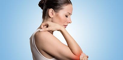 O desgaste das articulações começa após os 40 anos.