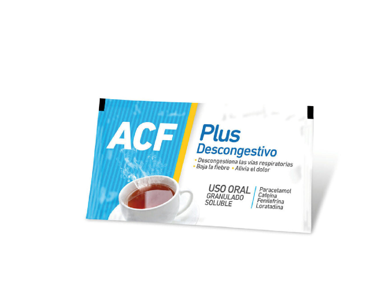 ACF PLUS DESCONGESTIVO (granulado)