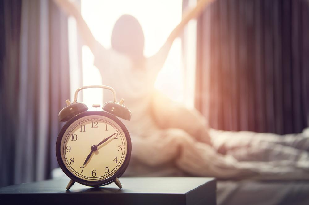 O organismo funciona melhor com horários regrados