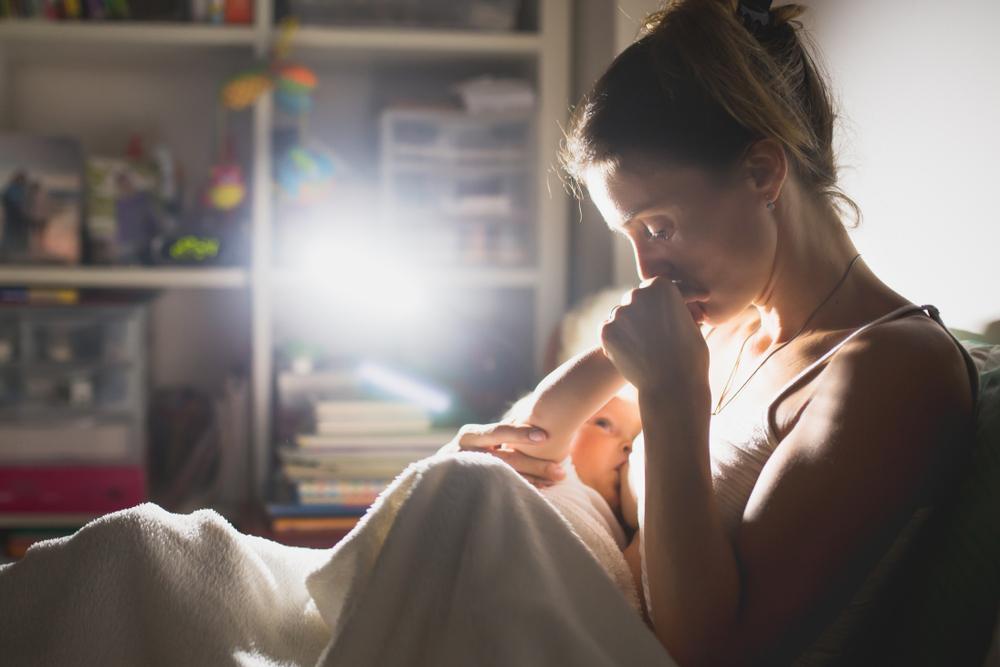 O aleitamento materno oferece os nutrientes que são fundamentais para a saúde do bebê