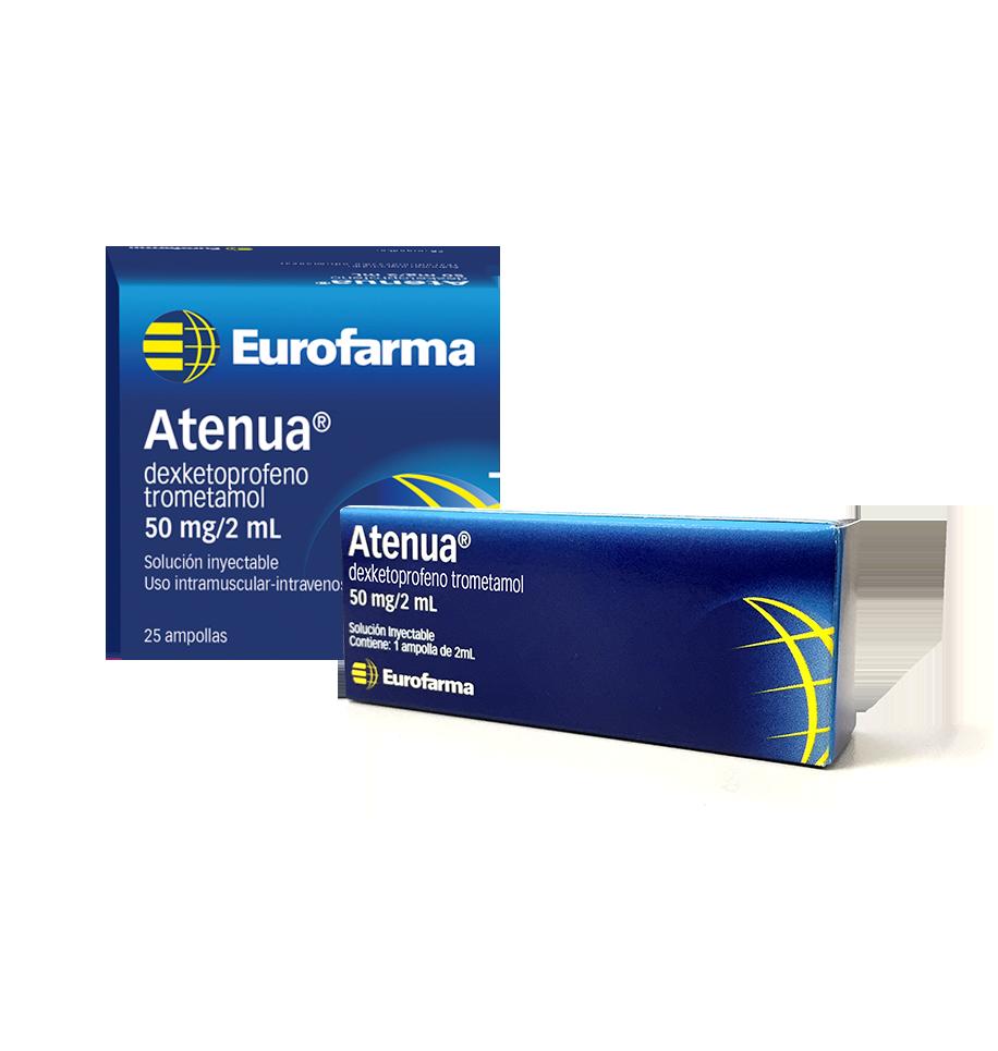Atenua - Ampollas