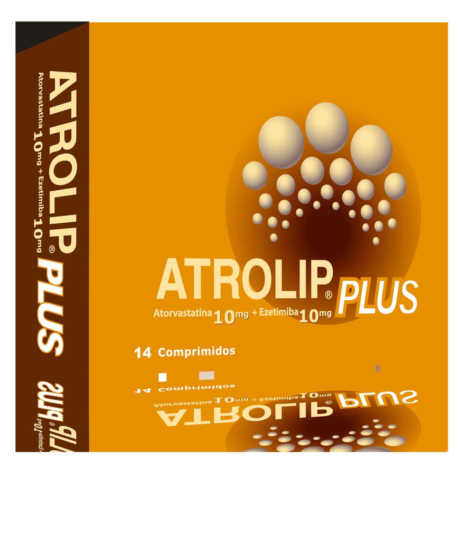 Atrolip Plus 10+10